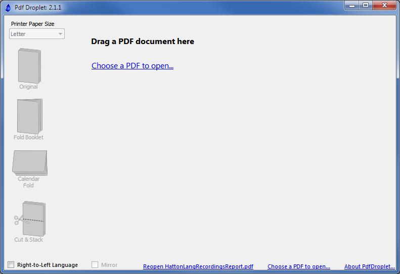 PdfDroplet 2.1.1